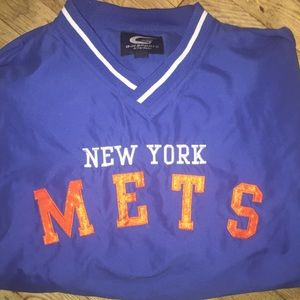 New York Mets G-III Sports by Carl Banks Jacket